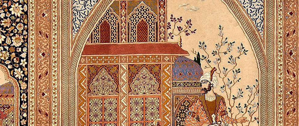 Orientteppich antik  Alte & Antike Teppiche aus Persien | teppichhaus-sami.de